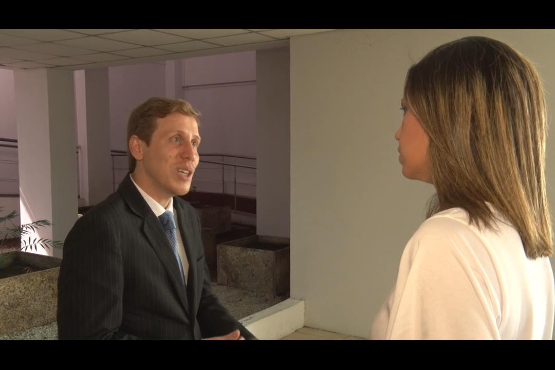 Esmal firma parceria com governo belga para receber voluntários